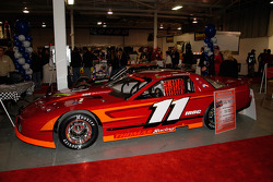 #11 Street Stock driven by Carl Thomas, 2009 Wall Stadium Champion