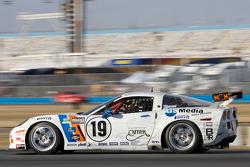 #19 Matt Connolly Motorsports Corvette: Sean Breslin, Sean Paul Breslin, Ricardo Romagnoli, Diego Romanini