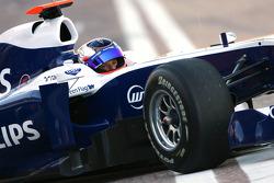 Rubens Barrichello, Williams F1 Team