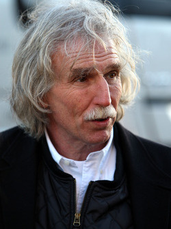Johannes Peie, Doctor of Michael Schumacher, Mercedes GP