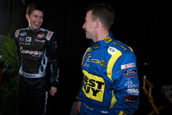 Colin Braun and A.J. Allmendinger, Richard Petty Motorsports Ford