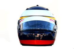 Pedro de la Rosa, BMW Sauber F1 Team helmet