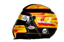 Robert Kubica, Renault F1 Team helmet