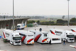 Bridgestone trucks