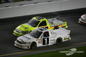 Nelson A. Piquet and Matt Crafton