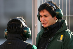 Alex Yoong, Lotus F1 Team