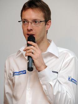 Promotion series presentation: Sébastien Bourdais
