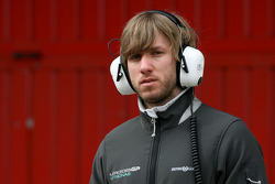 Nick Heidfeld, Test Driver, Mercedes Grand Prix