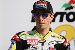 Podium: second place Tommy Hayden