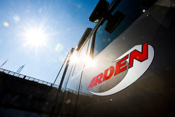 The Arden Truck and logo