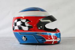 Michel Nykjer, Sunred Engineering Development, Seat Leon 2.0 TDI helmet
