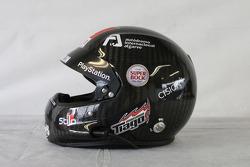 Tiago Monteiro, SR - Sport, Seat Leon 2.0 TDI helmet