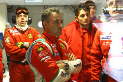 Jean Alesi and Giancarlo Fisichella
