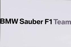 BMW Sauber F1 Team logo