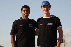 Karun Chandhok, Hispania Racing F1 Team, Bruno Senna, Hispania Racing F1 Team