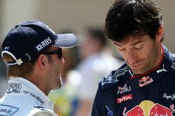 Rubens Barrichello, Williams F1 Team, Mark Webber, Red Bull Racing