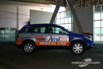 IndyCar Series medical car