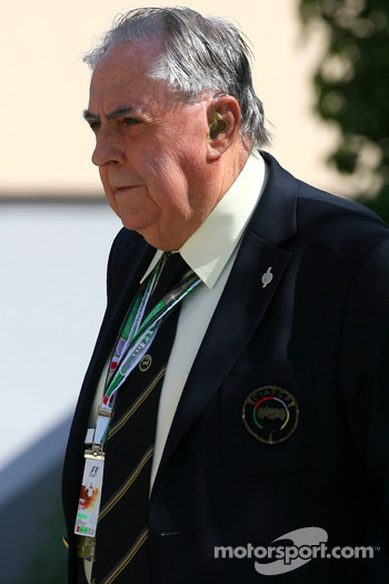 60th Anniversary of F1 World Championship, Sir Jack Brabham, 1959, 1969 and 1966 F1 World Champion