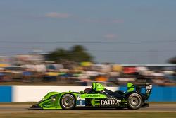 #1 Patron Highcroft Racing Honda Performance Development ARX-01c: David Brabham, Simon Pagenaud, Marino Franchitti