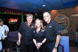 Pre-event party: Sarah Fisher