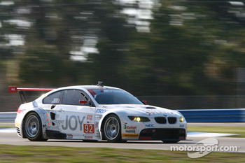 #92 BMW Rahal Letterman Racing Team BMW E92 M3: Bill Auberlen, Tommy Milner, Dirk Werner