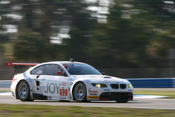 #92 BMW Rahal Letterman Racing Team BMW E92 M3: Bill Auberlen, Tommy Milner, Dirk Werner