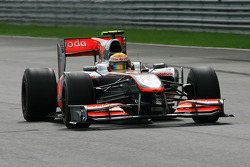 Lewis Hamilton, McLaren-Mercedes