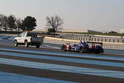 #5 Beechdean Mansell Ginetta-Zytek 09S: Nigel Mansell, Leo Mansell, Greg Mansell