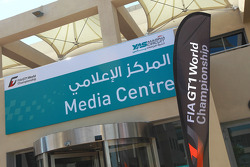 Yas Marina Circuit media center