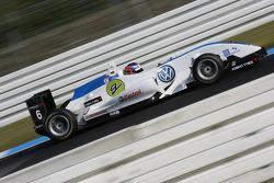 Marco Wittmann, Signature, Dallara F308 Volkswagen