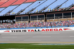 New 'This is Talladega' signage