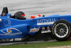 #25 Ombra Dallara F310 FPT 420: Giacomo Barri