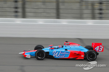 John Andretti, Andretti Autosport