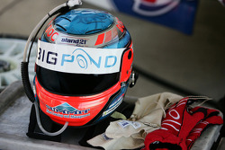 Helmet of Andrew Jones