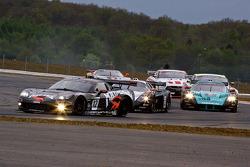 #12 Mad-Croc Racing Corvette Z06: Oliver Gavin, Pertti Kuismanen