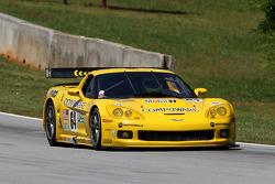 04 Corvette C6-R: Robert Blain