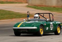 #99 1965 Lotus Elan: Bob Leitzinger