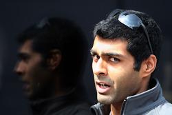 Karun Chandhok, Hispania Racing F1 Team HRT