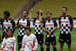 Vitantonio Liuzzi, Force India F1 Team, Sebastian Vettel, Red Bull Racing, Jarno Trulli, Lotus F1 Team
