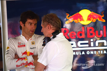Mark Webber, Red Bull Racing