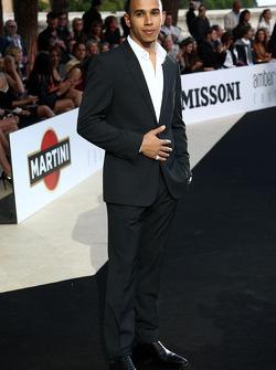 Lewis Hamilton, McLaren Mercedes, Amber Lounge Fashion Show