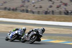 Chris Clark Pat Clark Motorsports Yamaha YZF-R