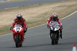 Lenny Hale Hale Racing Yamaha YZF-R
