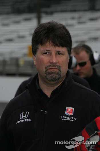 Michael Andretti, Andretti Autosport