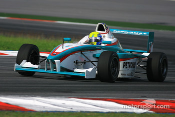 Ryan Ritchie, PETRONAS Mofaz Racing