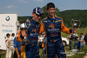 DP winners #10 SunTrust Racing Ford Dallara: Max Angelelli, Ricky Taylor