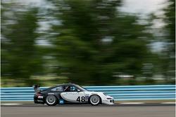 #48 Miller Barrett Racing Porsche GT3: Luke Hines, Bryce Miller