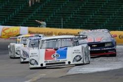 #59 Brumos Racing Porsche Riley: David Donohue, Darren Law, Butch Leitzinger