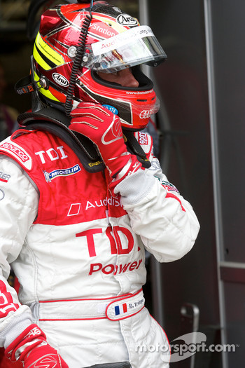 Benoit Tréluyer ready for a last stint