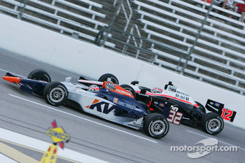Mario Moraes, KV Racing Technology & Will Power, Verizon Team Penske